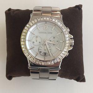 Michael Kors Women's Crystal Watch